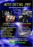 Auto Detailing DVD