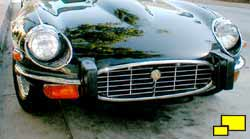 Jaguar E-Type series III grill