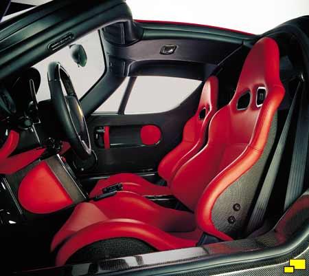 Ferrari Enzo Interior