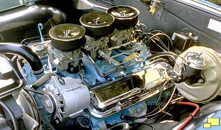Pontiac gto pontiac gto tri power engine publicscrutiny Images