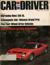 Car and Driver 8-67