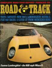 Road and Track October 1966