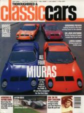Thoroughbred & Classic Cars July 2000