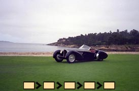 Pebble Beach Concours d'Elegance: Photographs