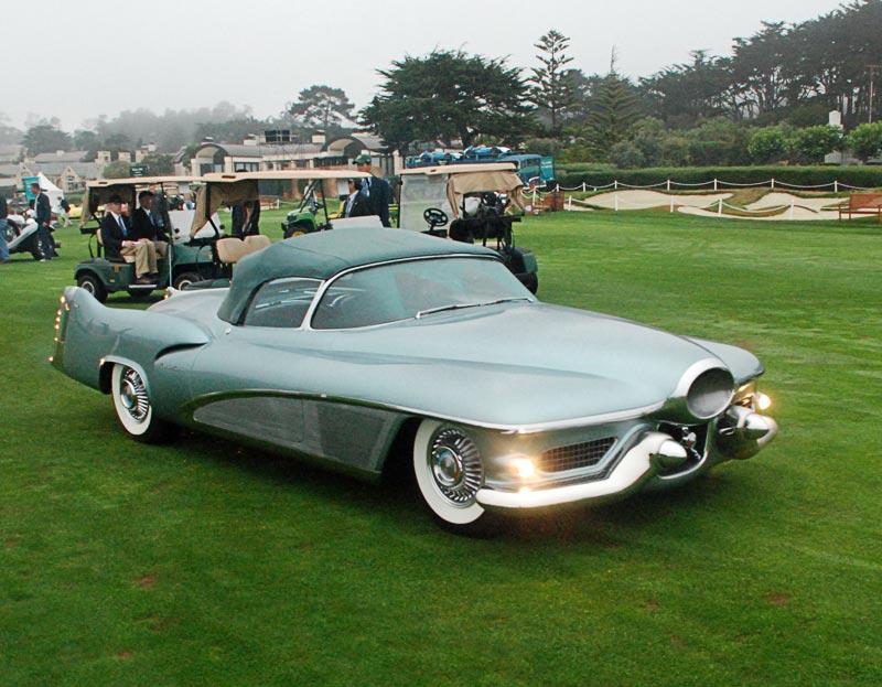 Webcars Pebble Beach Concours D Elegance